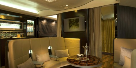 Etihad A380 Private Multi-Room Residence – Exclusive Photos