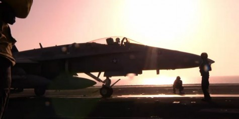 Videos – Aircraft on USS Eisenhower