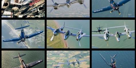 Flying Bulls Photo Gallery
