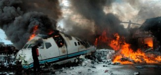 Hewa Bora Airways Boeing 727 Crash in DR Congo