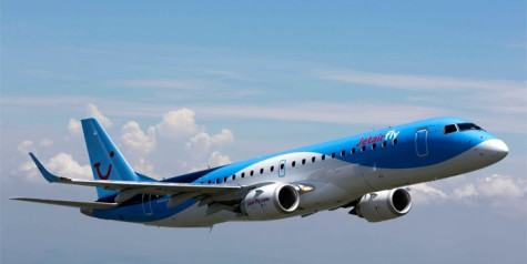Jetairfly Receives First Embraer E190