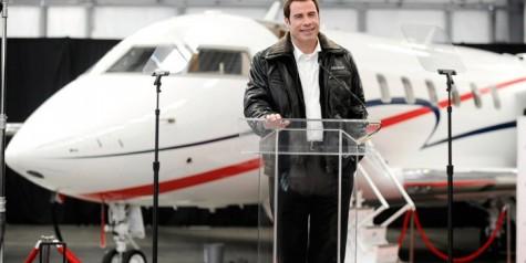 John Travolta Joins Bombardier as Ambassador