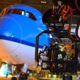 KLM Unboxing the Boeing 787 Dreamliner