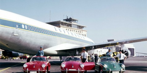 Great Planes with Great Cars – The Porsche Aviation Calendar