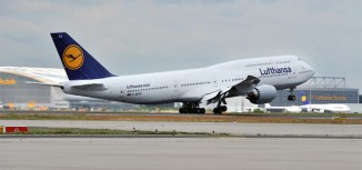 Inaugural Flight of Lufthansa Boeing 747-8 Intercontinental (Photos)