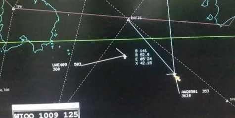 AirAsia A320 Missing in Indonesia