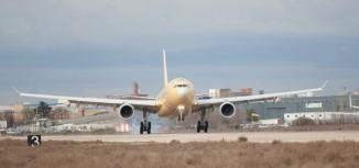 Saudi A330 MRTT Makes First Flight