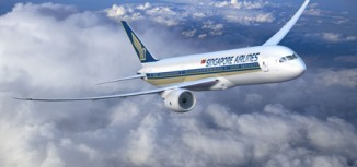 Delivery of Boeing 787-9s and Airbus A350-900XWBs to Singapore Airlines delayed