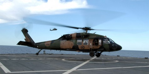 Turkey Orders 109 Black Hawk Helicopters