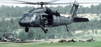 Sweden Orders Sikorsky UH-60M Black Hawk