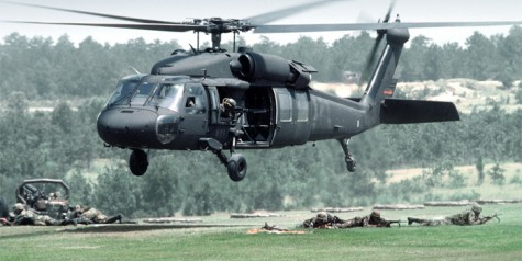 Sweden Orders Sikorsky UH-60M Black Hawk