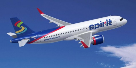 Spirit Airlines Commits for 75 Airbus A320