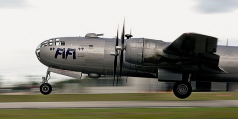 Photo – Boeing B-29 FIFI at Tico Titusville