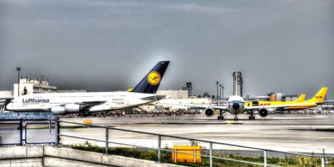 Some Shots from FRA – HDR Images