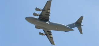 First Boeing C-17 Delivered to United Arab Emirates (UAE)