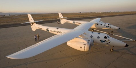 Virgin Galactic to Send Researchers to Space