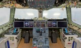 Power-On – A350 XWB MSN1 Flight-Deck