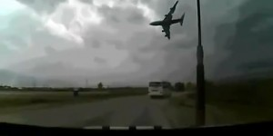 Video – Bagram Airfield Crash of National Air Cargo Boeing 747-400
