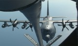 Photos – First Boom Refueling of a C-130