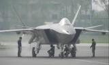 Photos – Chinese Stealth Fighter J-20 Makes Second Test Flight