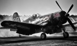 Hires Photo – Flying Bulls Vought F4U-4 Corsair