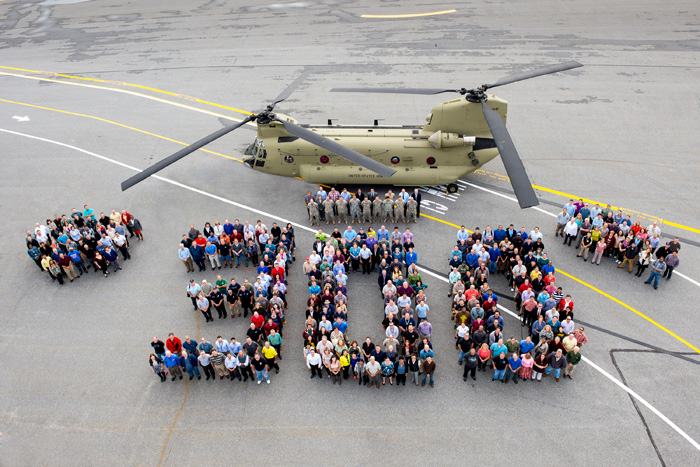 300th Chinook