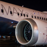 Boeing 737 MAX 8 Engine