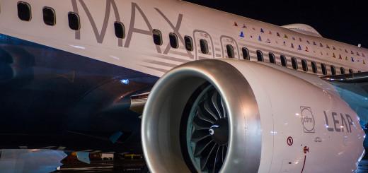 Boeing 737 MAX 8 Engine