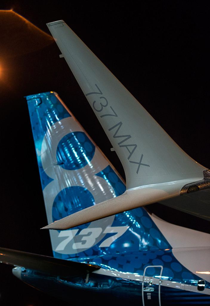 Boeing 737 MAX 8 Winglet