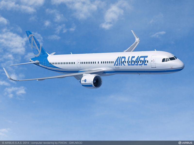 Airbus A321neo ALC