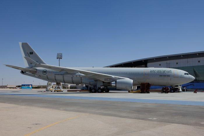 Airbus A330MRTT for Saudi Arabia