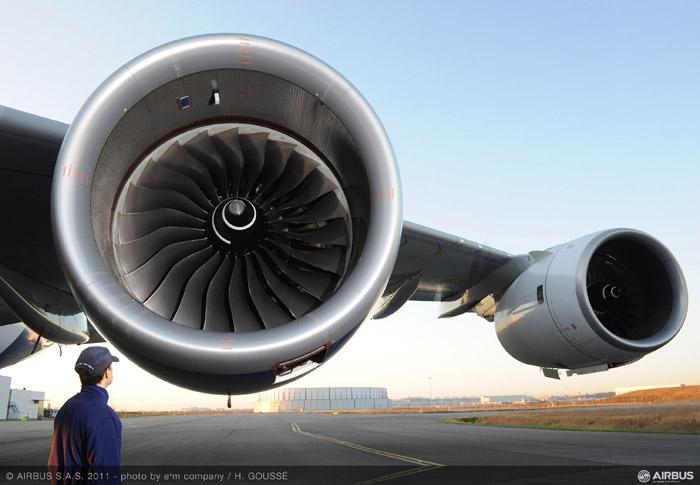 Airbus A350 XWB Rolls-Royce Trent XWB Engine