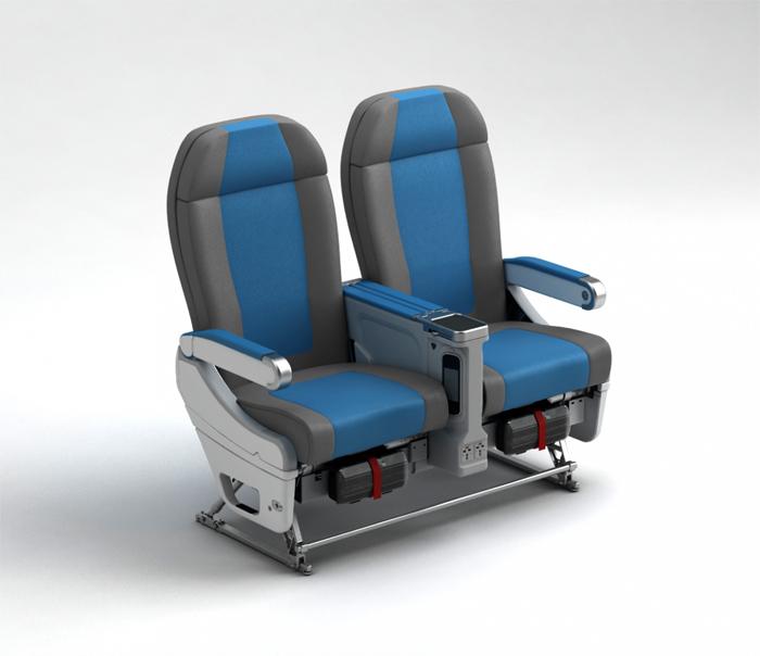 A350 XWB Zodiac 5810 Seat