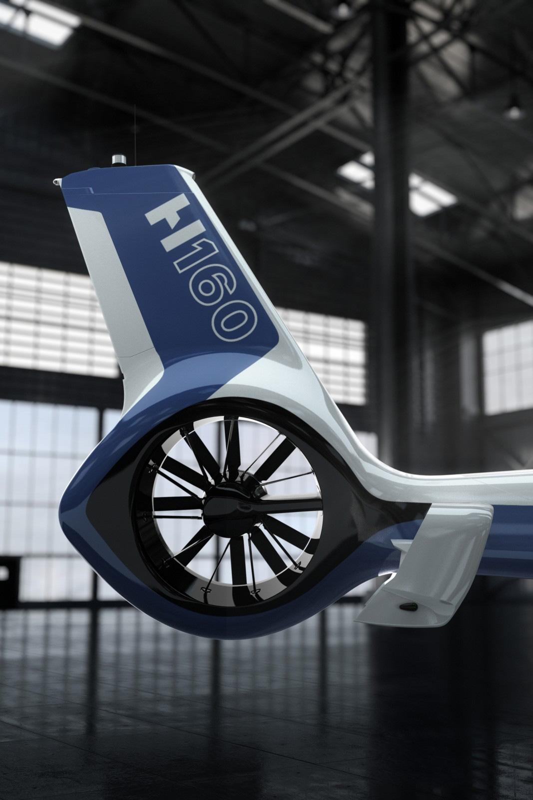 Airbus-H160-Tail-Rotor