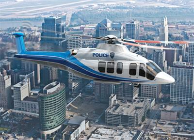 Bell 525 Relentless Police