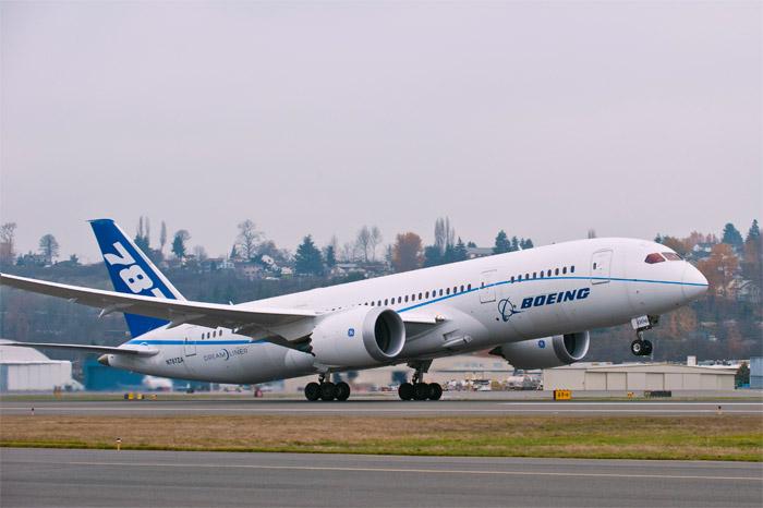 Boeing 787 Dreamliner ZA006