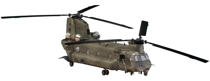 UK CH-47 Chinook MK6