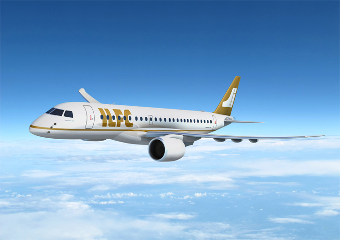 ILFC Embraer E190-E2