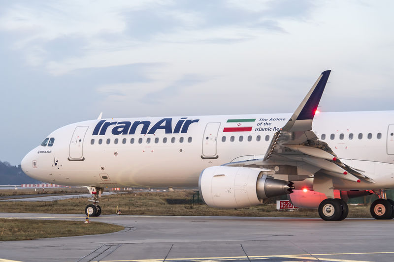 Iran Air First New Airbus A321