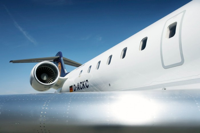 Lufthansa Bombardier CRJ900