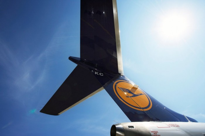 Lufthansa авиакомпания Bombardier CRJ900