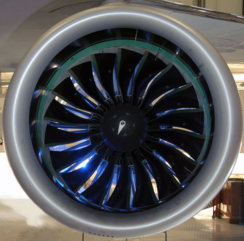 Pratt & Whitney PurePower Engine