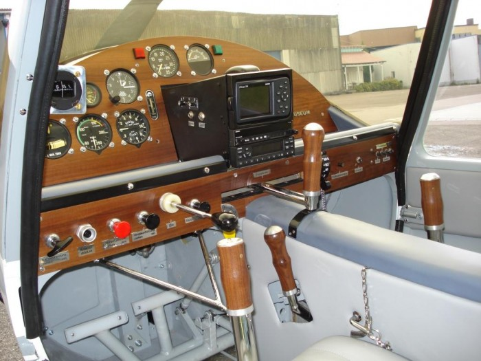 Porsche Elster Cockpit
