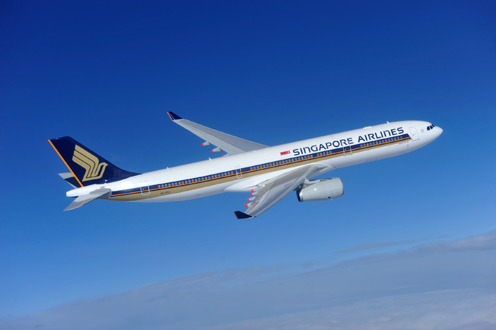 Singapore Airlines Airbus A330-300