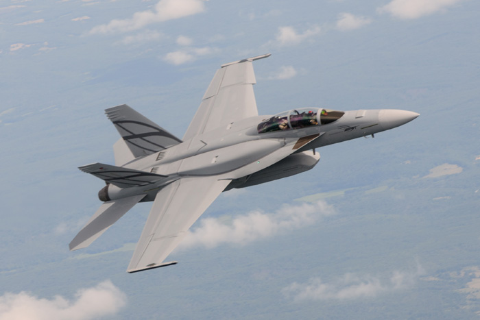 Advanced Super Hornet Stealth