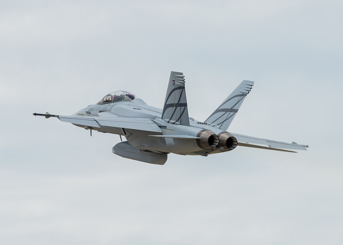 Advanced Super Hornet Stealth