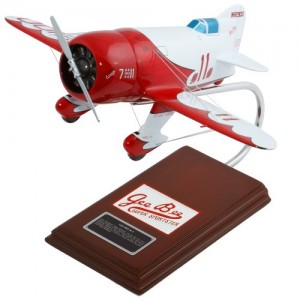 Gee Bee Airplane Model