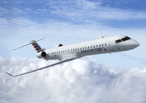 American Eagle Bombardier CRJ900