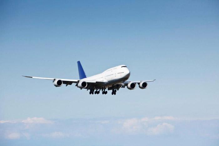 Boeing 747-8 Intercontinental Lufthansa Frankfurt Test