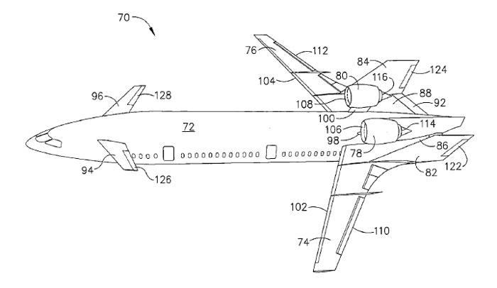 Boeing Commercial Plane Design